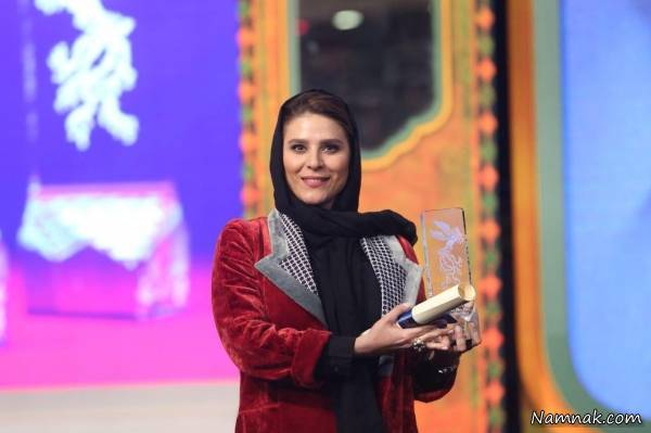 مدل مانتو بازیگران جشنواره فجر ۹۶سری(۵)