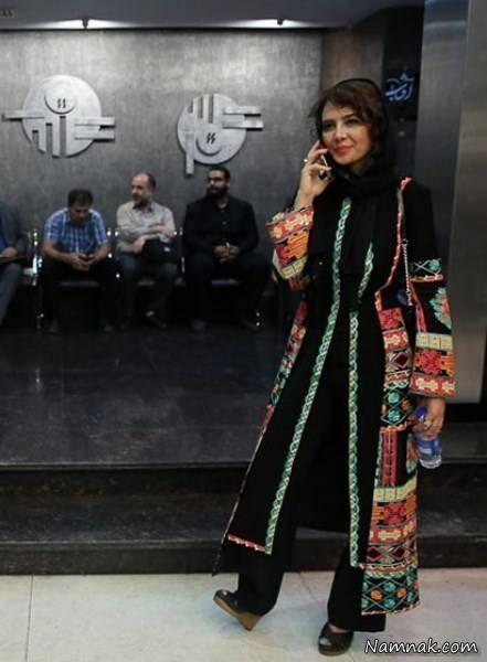 مانتو عید بازیگران