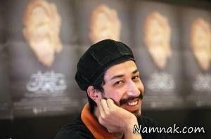 مصاحبه با بهرام افشاری قدبلندترین بازیگر ایران