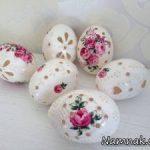 مدل های تزیین تخم مرغ هفت سین