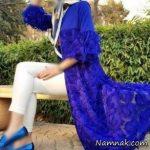 مدل شیک ومجلسی مانتو عید 97