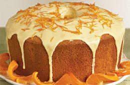 دستورتهیه کیک هل و پرتقال