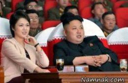 پوشش همسر کیم جونگ اون رهبر کره شمالی در سفر به چین