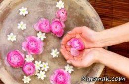 خواص گلاب برای پوست و مو و سلامتی