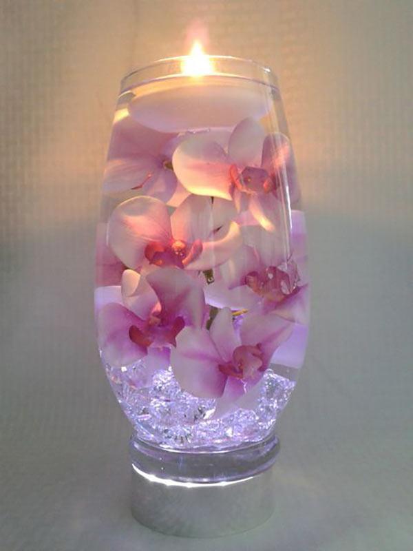 درست کردن ۳ مدل زیبا از تزیین شمع هفت سین