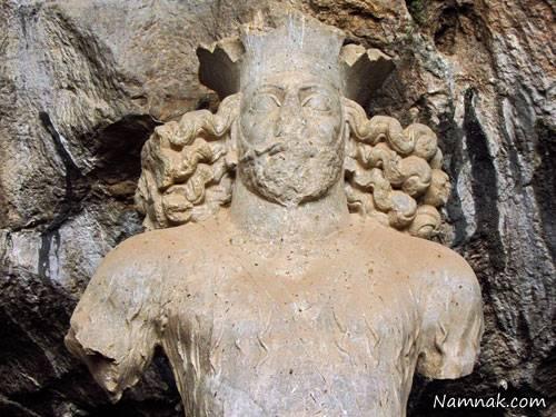بیشاپور و غار شاپور اول ساسانی