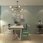 با کمی خلاقیت بیشتر خانه ای شیک داشته باشیدطراحی و دکوراسیون سبک اسکاندیناوی ۳ آپارتمان
