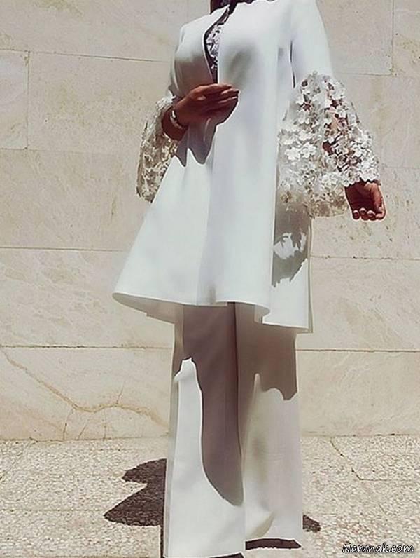 مدل مانتو گیپور