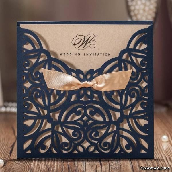 کارت عروسی لوکس