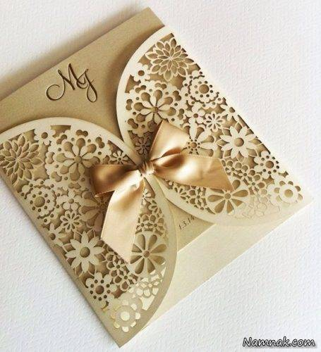 کارت عروسی خوشگل