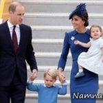 رعایت قوانین عجیب فرزندان خانواده سلطنتی