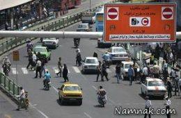 ارائه تخفیف ۴۰ درصدی طرح ترافیک جدید تهران
