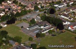 روستای ویلاند در انگلستان هر ساله ۲ سانتی متر بالا می آید