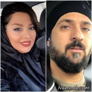 ازدواج احمد مهرانفربازیگر نقش ارسطو در سریال پایتخت با مونا فائض پور