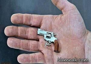 آشنایی با عجیب ترین و پیشرفته ترین تفنگ های ساخته شده
