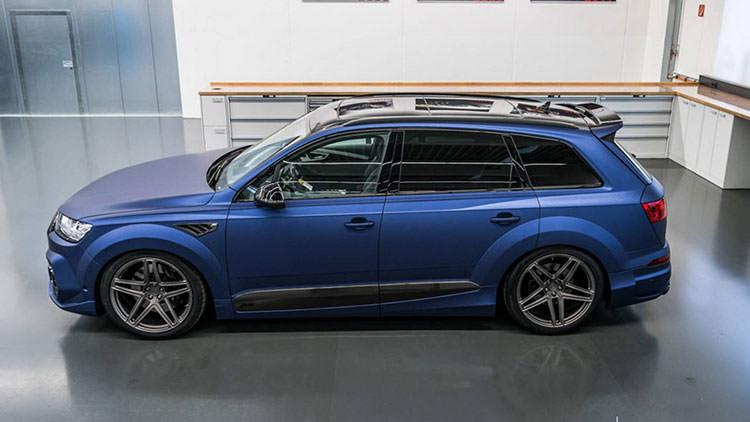 Audi SQ7 / شاسیبلند آئودی SQ7