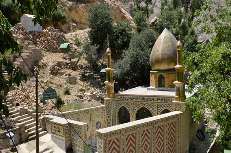 امامزاده روستای سراقاسید