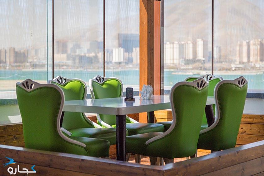 کافه آنتیکا - باملند