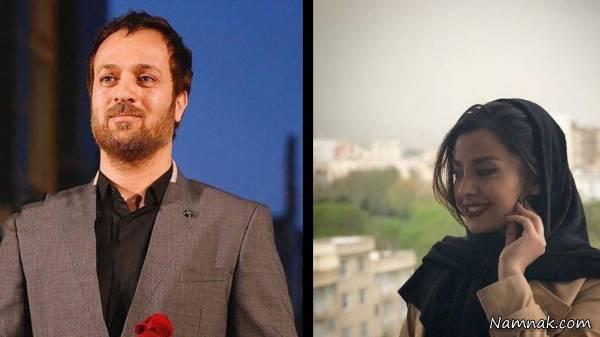 احمد مهران فر و مونا فائض پور