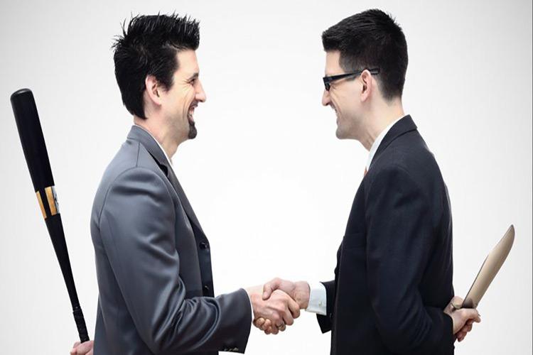 روابط شغلی مخرب