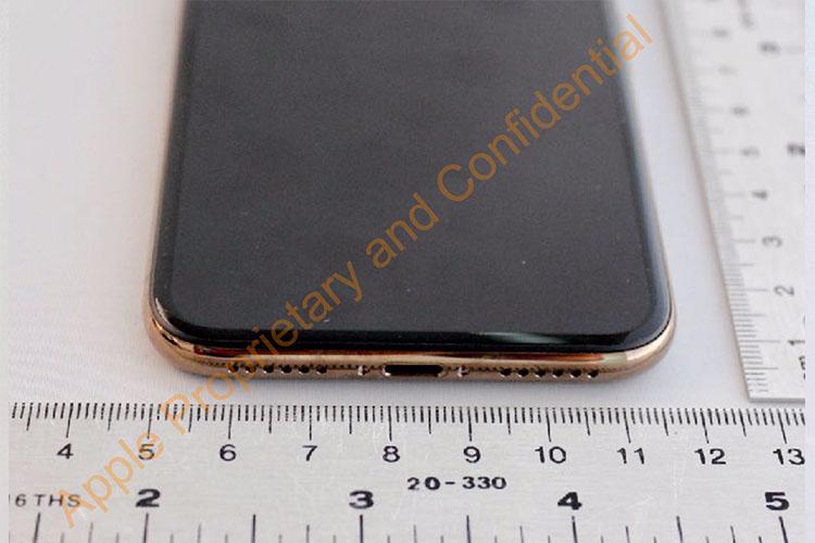 رنگ طلایی اپل آیفون 10 / iPhone 10 Gold
