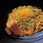 دستور پخت لوبیا پلوی تبریزی