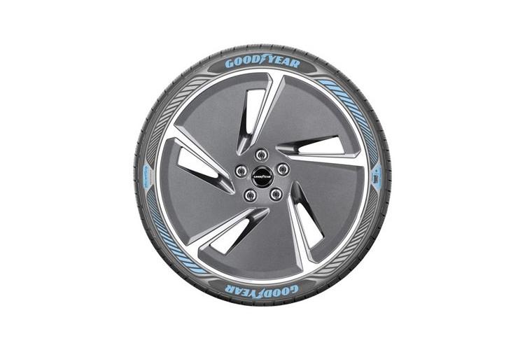 Goodyear EfficientGrip tire / لاستیک افیشنتگریپ گودیر برای خودروی برقی