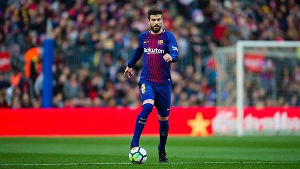 بیوگرافی جرارد پیکه مدافع تیم بارسلونا