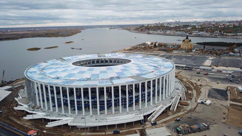 استادیوم نیژنی نووگورود