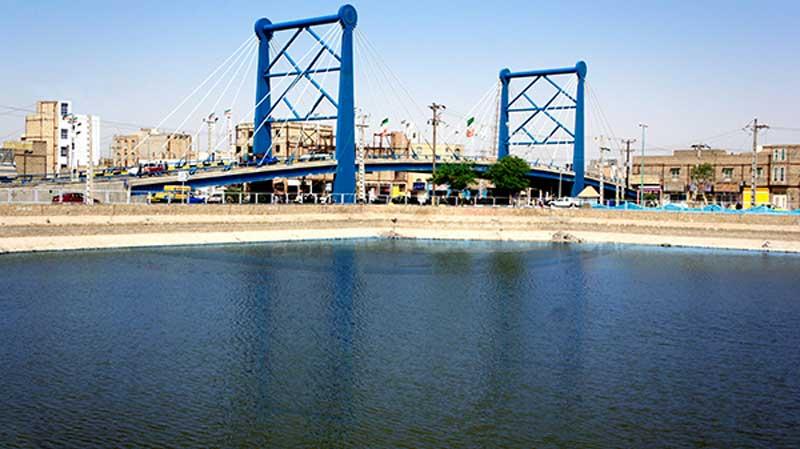 پل کابلی آبادان