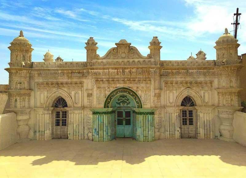 مسجد رنگونی ها
