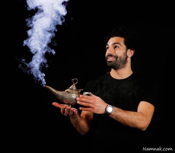 چراغ جادوی محمد صلاح
