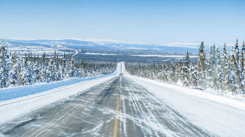 بزرگراه دالتون، آلاسکا
