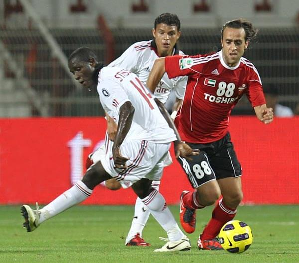 بیوگرافی علی کریمی,عکس علی کریمی,علی کریمی در الاهلی امارات