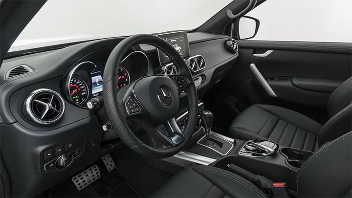 Mercedes Benz X Class Brabus / وانت مرسدس بنز برابوس