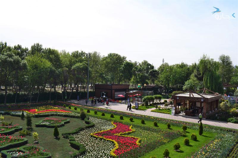 باغ گلها کرج