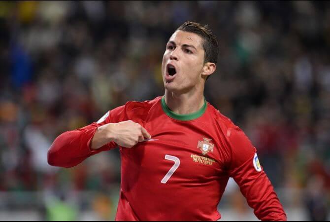 زندگی نامه کریستیانو رونالدو,زندگی فوتبالی کریستیانو رونالدو,رونالدو در پرتغال