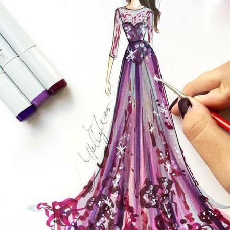 طراحی لباس,رشته طراحی لباس,تاریخچه طراحی لباس
