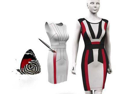 طراحی لباس,رشته طراحی لباس,اصول طراحی لباس