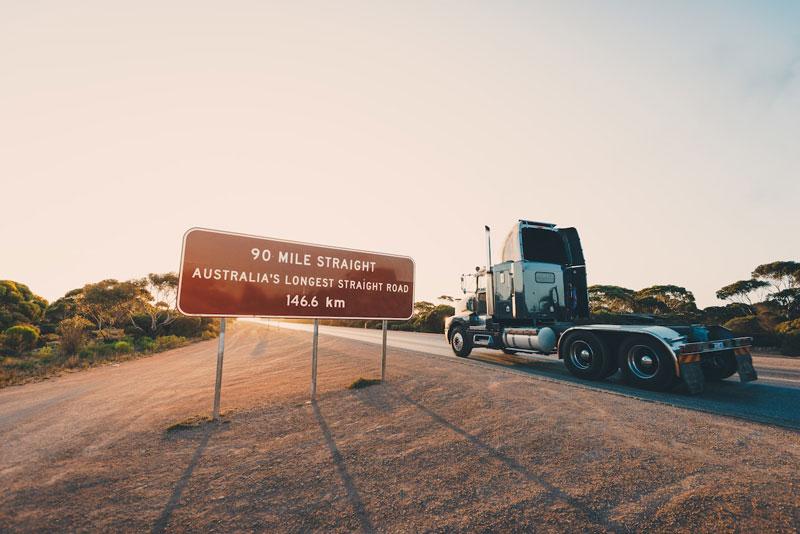 بزرگراه ایر، استرالیا