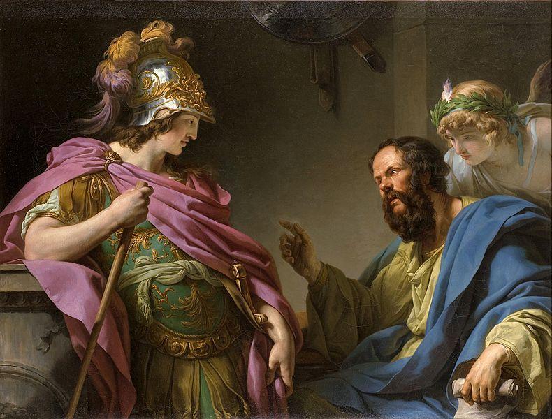 فیلسوف بزرگ,سقراط,بیوگرافی افلاطون