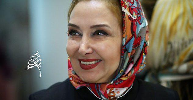 تیپ کتایون ریاحی در کنسرت علی زندوکیلی
