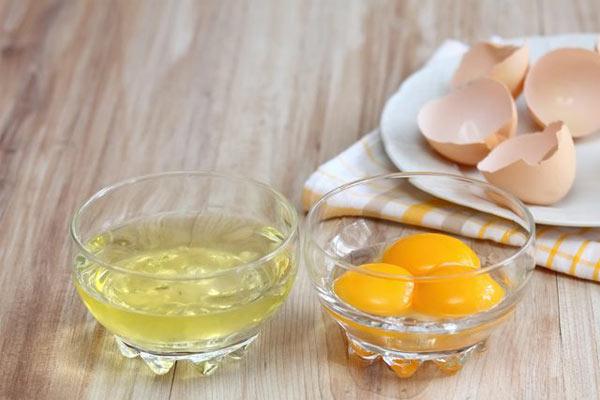 ماسک سفیده تخم مرغ برای انواع پوست