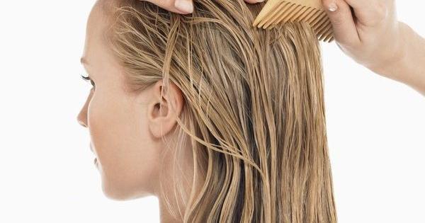 روغن بادام ، نرم کننده طبیعی موها