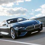 مشخصات خودروی بی ام وی سری 8 کوپه 2019