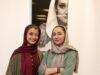 حضور هنرمندان در نمایشگاه عکس نگار مسعودی