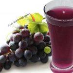 پیشگیری و درمان میگرن با آب انگور