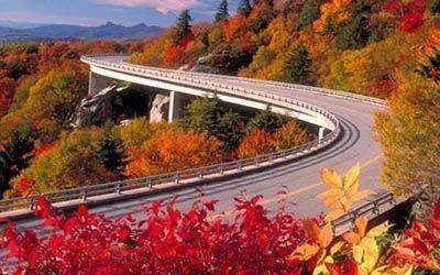 آشنایی با ۱۴ تا از زیباترین جاده هاي دنیا