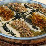 دستور پخت کشک بادمجان مجلسی با گوشت