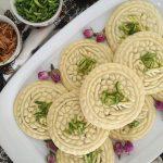دستور تهیه شیرینی کلمپه شیرینی سنتی کرمانیها